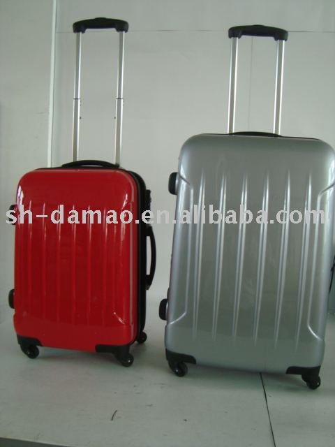 china supplier new product 2015 gloss finish abs trolley travel case