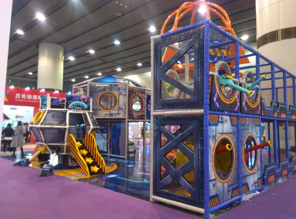 Indoor soft play area kids play toy pirate playroom for for Indoor play area for kids