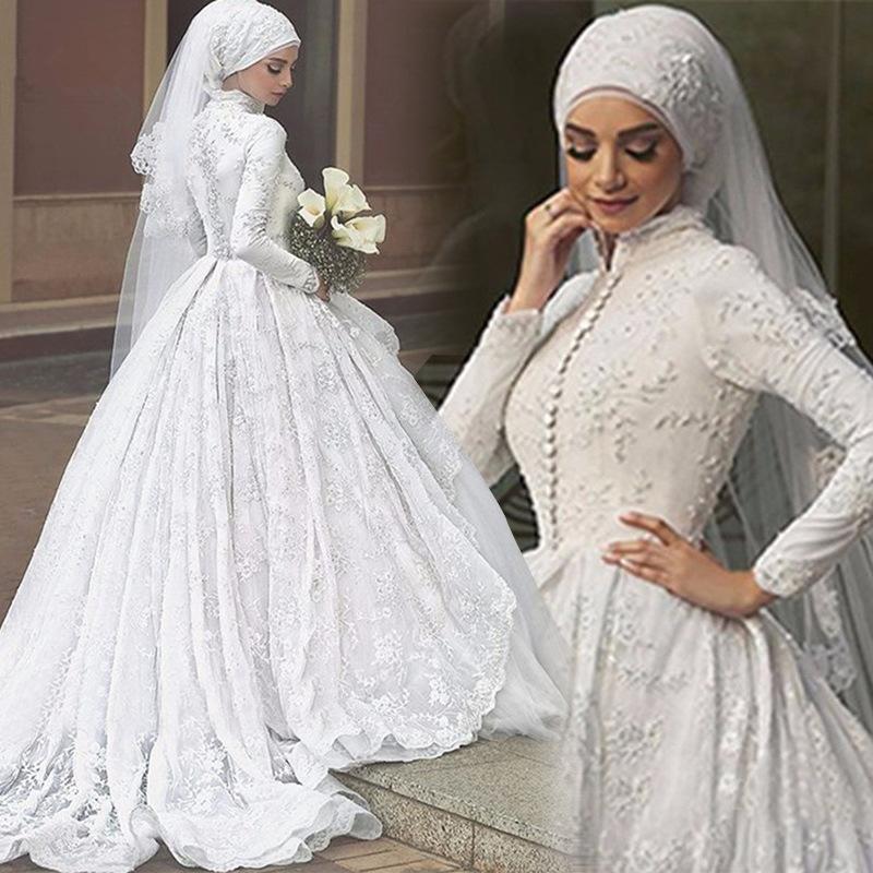 Verschiedene Stil Nach Maß Muslimischen Arabischen Langen Ärmeln ...