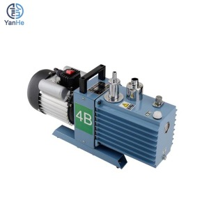 2XZ-8B direct drive rotary vane electric lab oil vacuum pump for vacuum oven