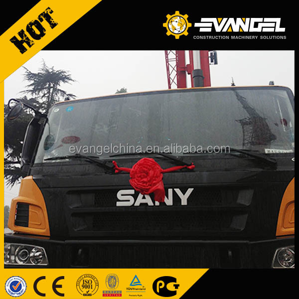 Chinese Manufacturer Truck Crane SANY 25T Truck Crane Truck with Crane