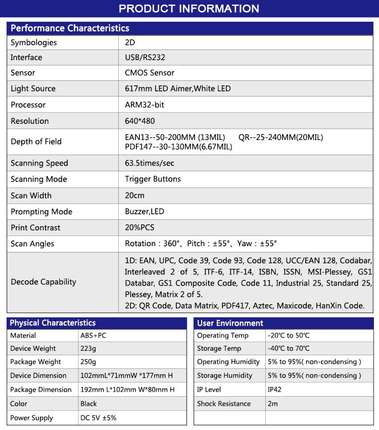 2d Qr Code Medical Barcode Scanner For Pharmaceutical Industrial - Buy 2d  Qr Code Barcode Scanner,2d Qr Code Pharmaceutical Scanner,Medical Barcode