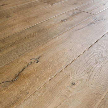 Special Treatment 3 Layer Engineered Wood Flooring White Oak View
