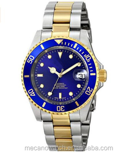 2016 Men's Pro Diver 23k Gold-Plated and Stainless Steel Two-Tone Automatic Watch