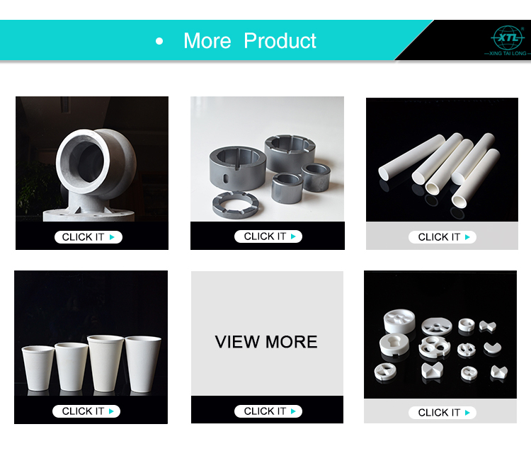 resistant kiln supporting fused silica quartz Alumina ceramic roller for glass tempering furnace