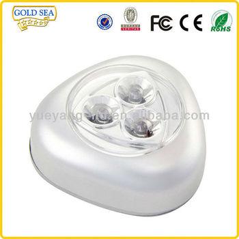 Led Push Button Light/led Push Light/battery Operated Push Lights ...