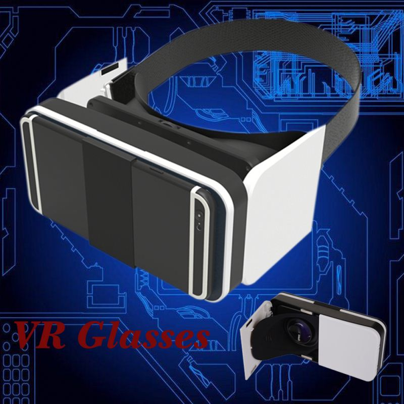 2016 Factory Wholesale 3D vr glasses VR Box 2.0 Virtual Reality Glasses for Sexy movie