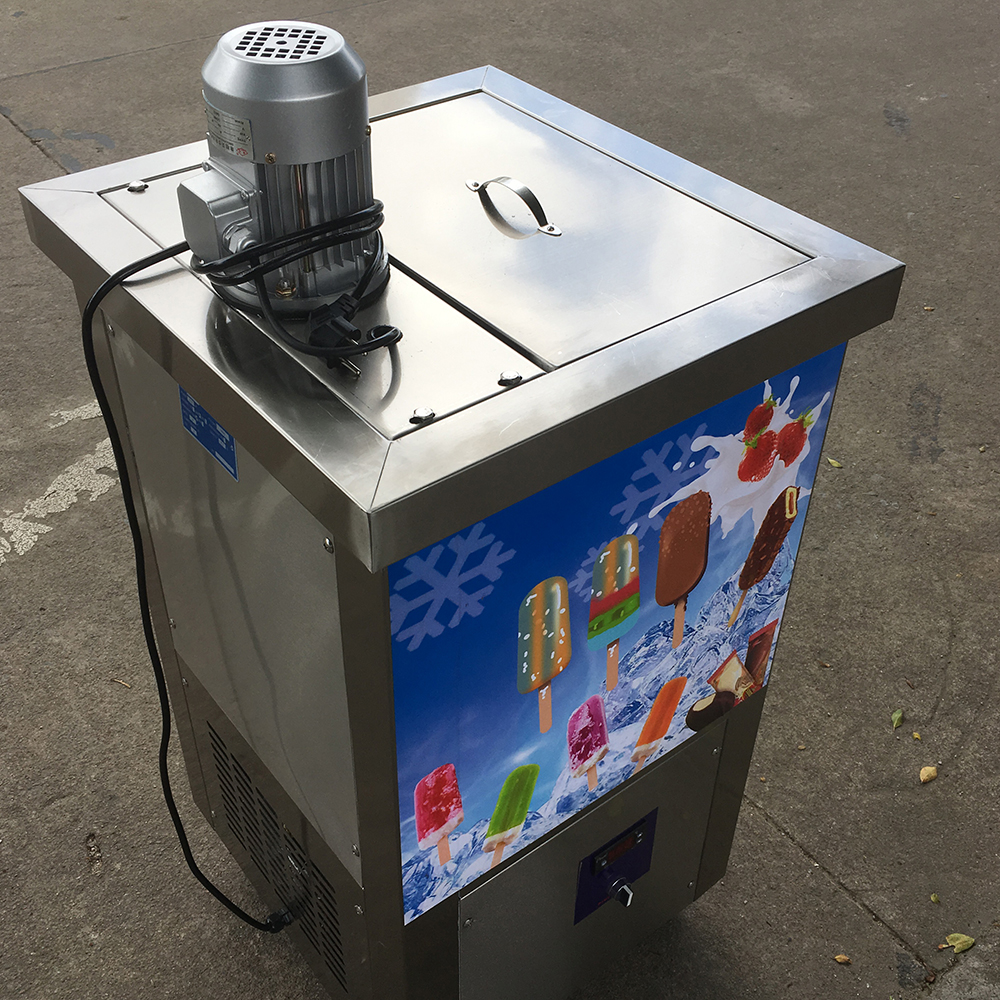 Commercial Automatic Stick Ice Cream Popsicle Machine/Best Selling Ice Popsicle Machine For Ice Lolly