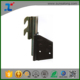 Punching Flush Mount Hidden Slide Picture Headboard Wall Brackets
