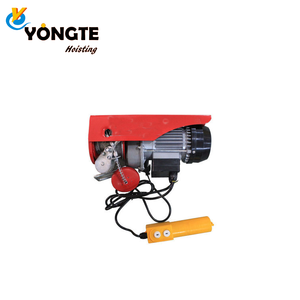 pa600 mini electric hoist winch on