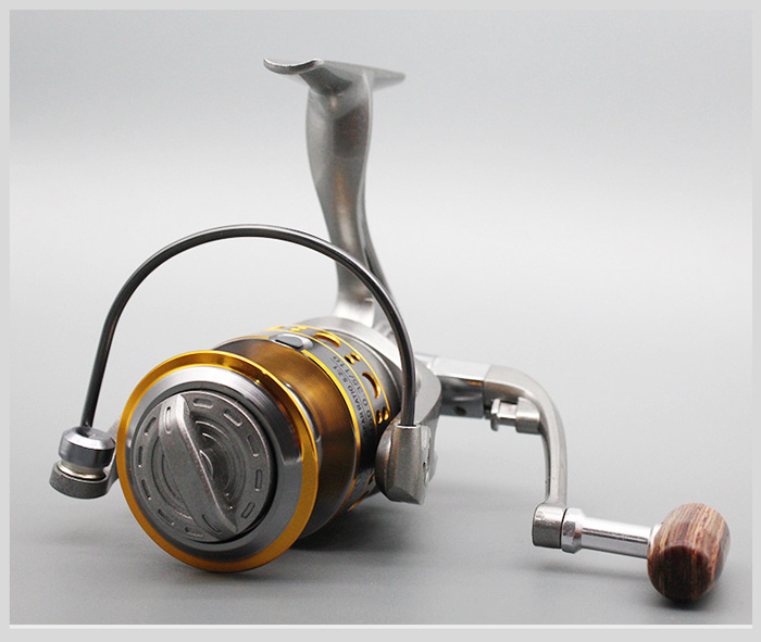 Export factory price New Arrival CNC Cut OEM Saltwater Spinning Fishing Reel