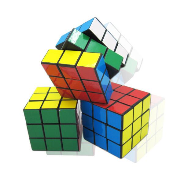 OEM Ultra Smooth Twisty Puzzles educational game toys 3*3*3 magic puzzle cube magic cube