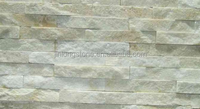 Natural cuarzo pizarra apiladas piedras para fachada for Piedra natural para fachadas precio