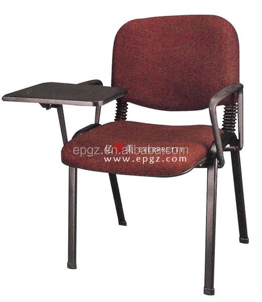 Stoff Gepolsterte Schule Ausbildung Stuhl Mit Schreibplatte Stapelbar Konferenz Tablette Stuhl Grosshandel Buy Schule Ausbildung Stuhl Stapelbar