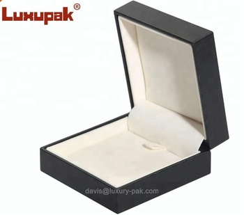2017 New product Custom hot stamping full set leather jewelry box with low price
