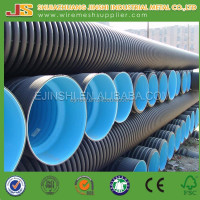 SN8 HDPE Corrugated Pipe for Drainage Water