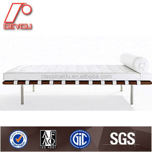 barcelona daybed, barcelona sofa bed, replica furniture made in China DU-010