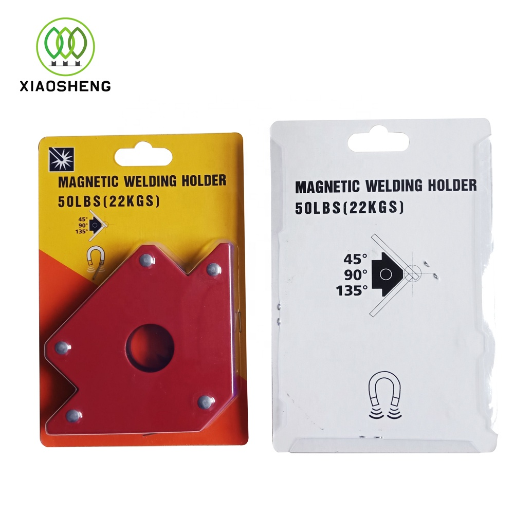 Hot selling magnet solder clamp magnetic square squares magnet holder magnetic <strong>welding</strong> arrow for <strong>welding</strong> holding