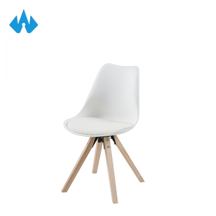 Sitting Room Furniture Modern Living Used Nill Plastic Chairs High Quality Wooden Leg Chair Whole Made In China