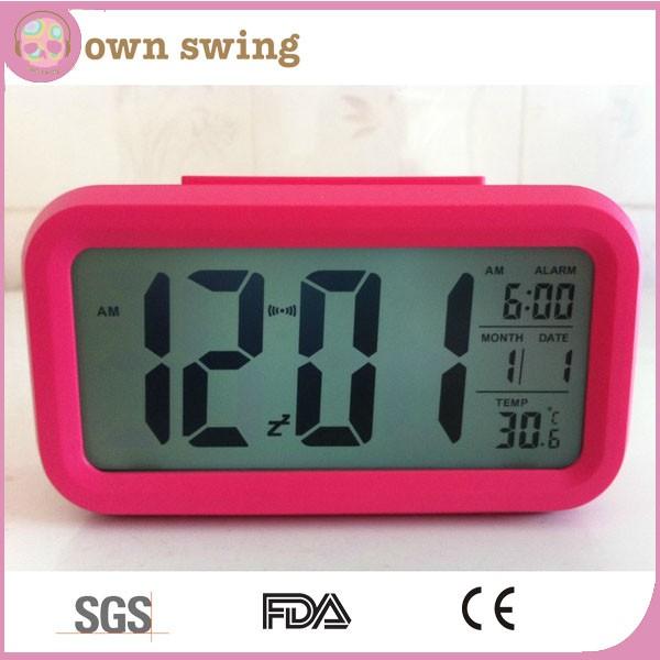 Digital Alarm Clock Battery Operated/led Large Display Morning Clock/modern Light Alarm Snooze  sc 1 st  Alibaba & Digital Alarm Clock Battery Operated/led Large Display Morning ... azcodes.com