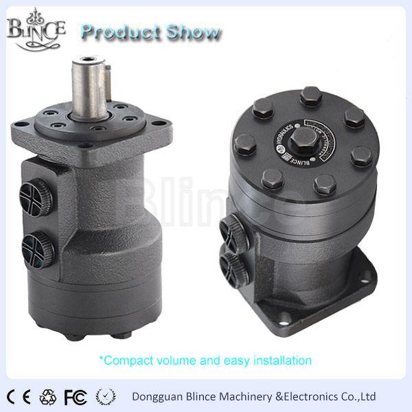 Blince Om1 Miniature Hydraulic Pump Motors Applied In Mini