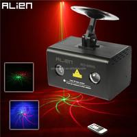 9W Green Dj Party Lights Led Stage Laser Lighting