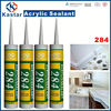 clear siliconized acrylic plastic liquid adhesive high quality,acrylic sealant