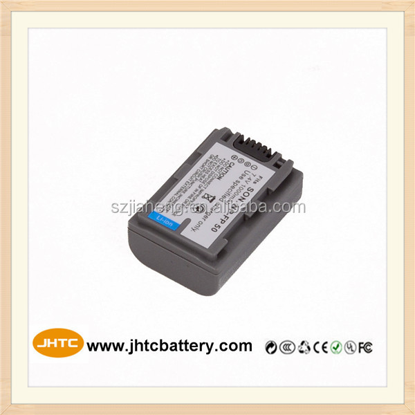 Battery NP-FP51 NP FP50 NP FP51 Rechargeable Camera Battery For Sony DCR-HC19 HC30 HC40 HC46
