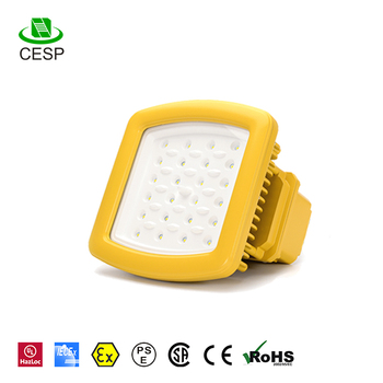 ATEX UL SAA 40W explosion proof led high bay light