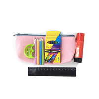 Custom back to school supplies kids stationery kit set school gift for kid stationery set