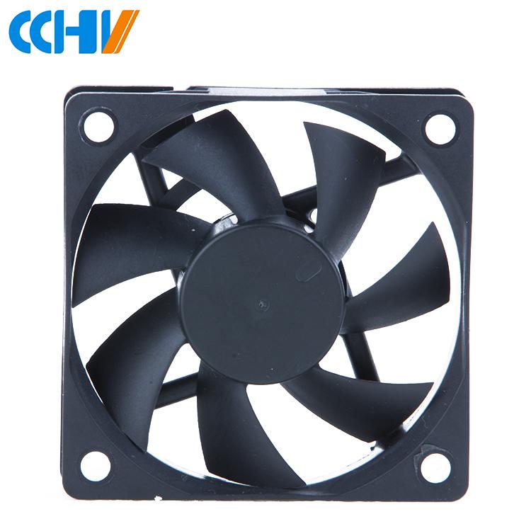 Мини 60 мм 5 В в В 12 в небольшой осевой вентилятор микро Бесщеточный вентилятор охлаждения dc
