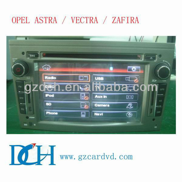 opel astra h autoradio dvd sistema di navigazione gps ws. Black Bedroom Furniture Sets. Home Design Ideas