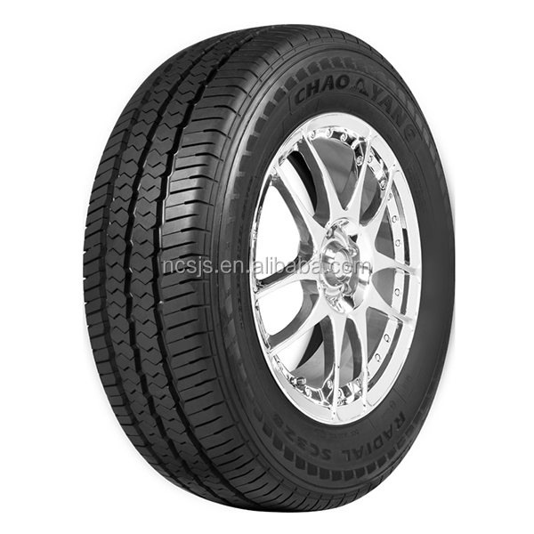 185R14C LT Light truck tyre 8py rated 850kg fitted with Galvanized wheel