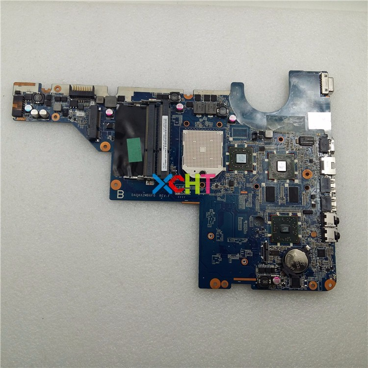 for HP G42 Series DA0AX2MB6F0 632184-001 HD6370/512M Laptop Motherboard Mainboard Tested