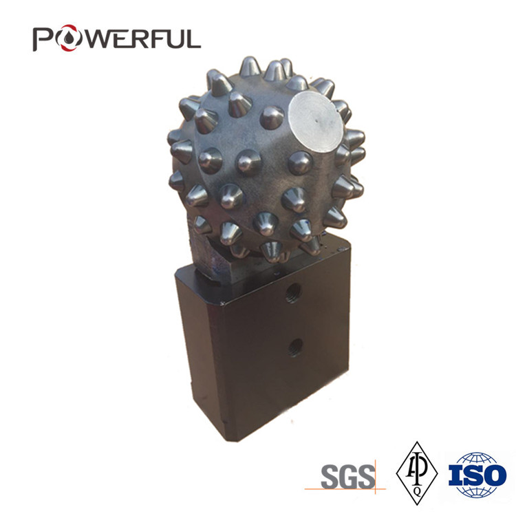 API hard rock roller cones/tricone plam bit/cone cutters for water oill drilling made in China Manufacture