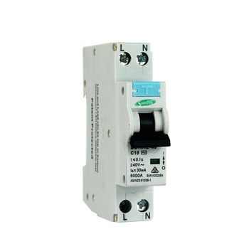 6KA Single Pole RCBO Residual Current Circuit Breaker Device 32 Amp Type B RCCB RCD Price
