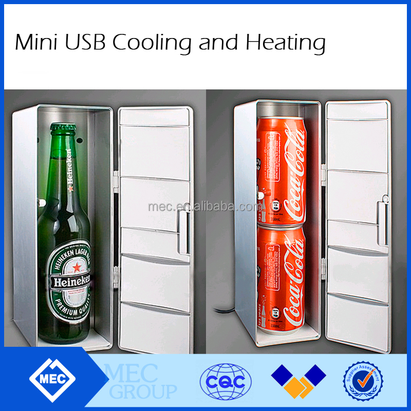 Fashion Style Mini USB refrigerator,Cooling and Heating USB Mini Cooler