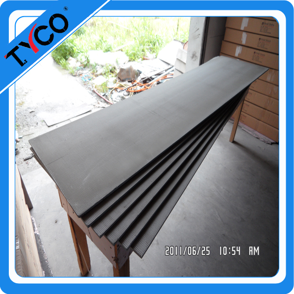 extruded xps foam faux tile exterior polystyrene wall panel insulation