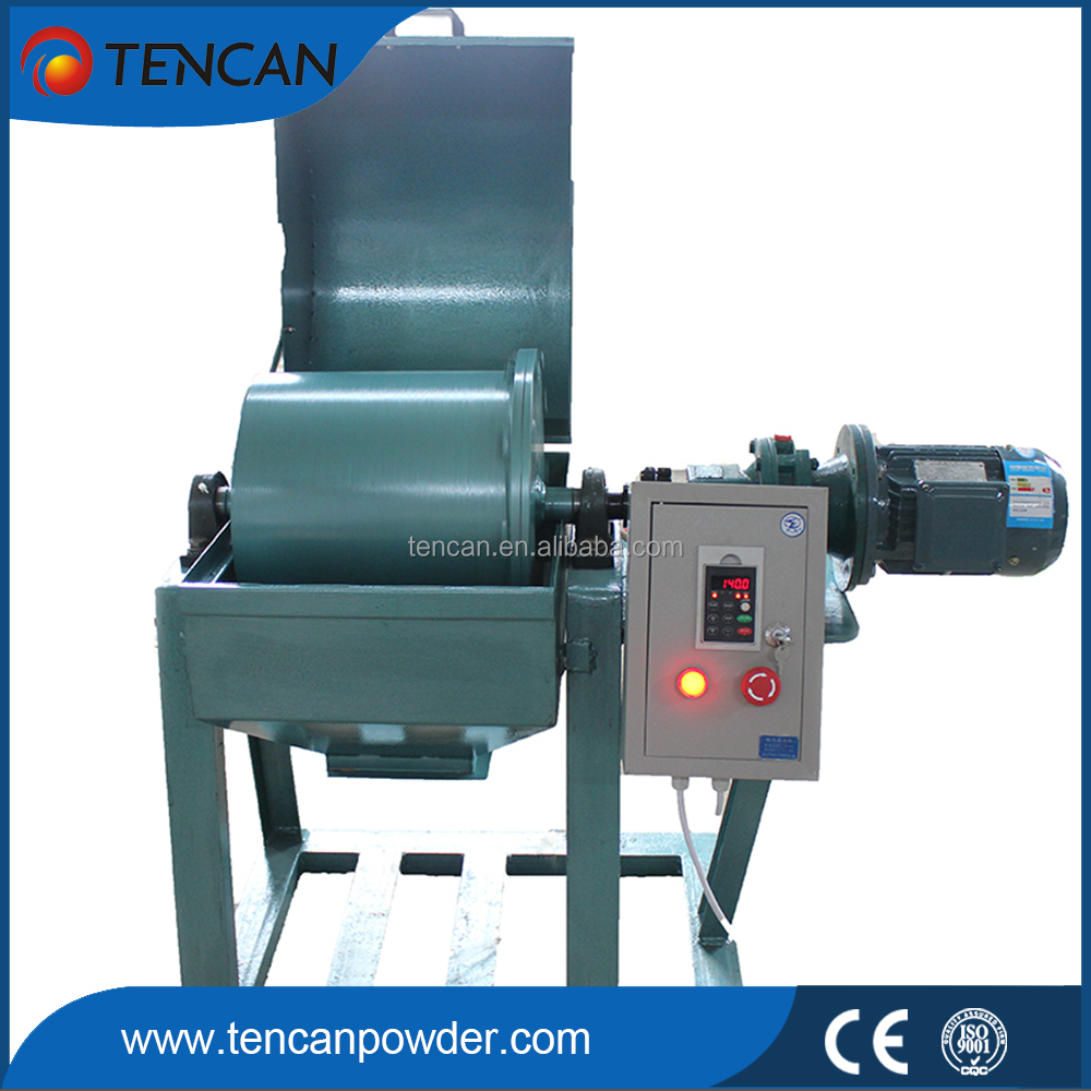 30L jar volume various grinding media roll crusher laboratory
