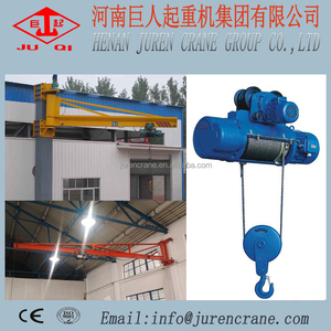 Wall Mounted Jib Crane With Many Years Experience