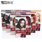 Grey Hair Coverage 100% Home Use Ammonia Free Permanent Natural Hair Dye