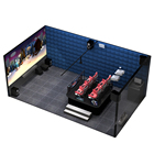 Hot Sale 7D Home Cinema Equipment Simulator 5D Theater In India