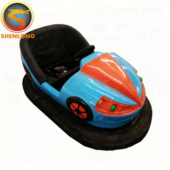 Manufacturer supply electric bumper cars amusement park rides child play car toys