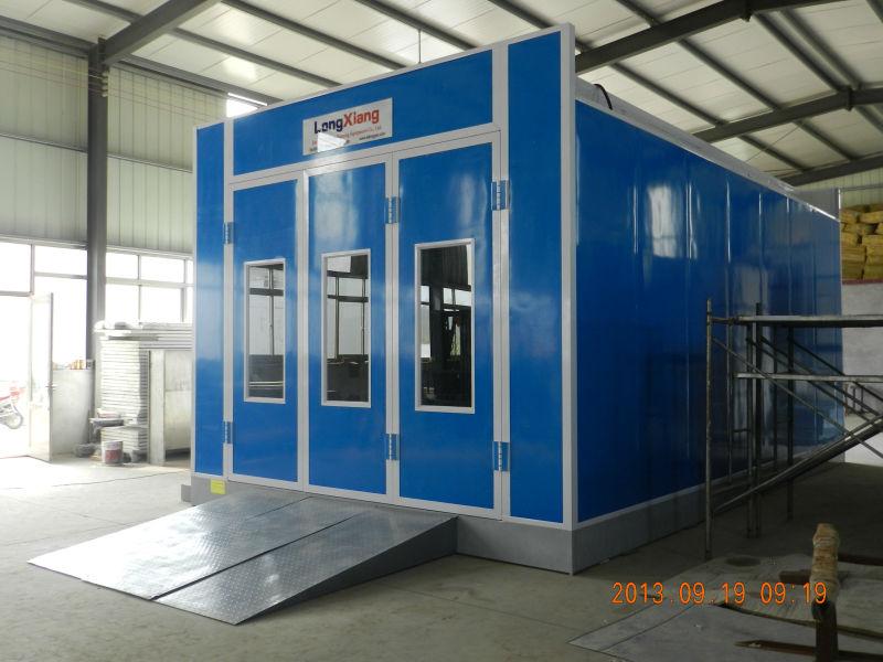 Ly 8700 el mejor precio cabina de pintura de automoci n - Precio de pintura ...