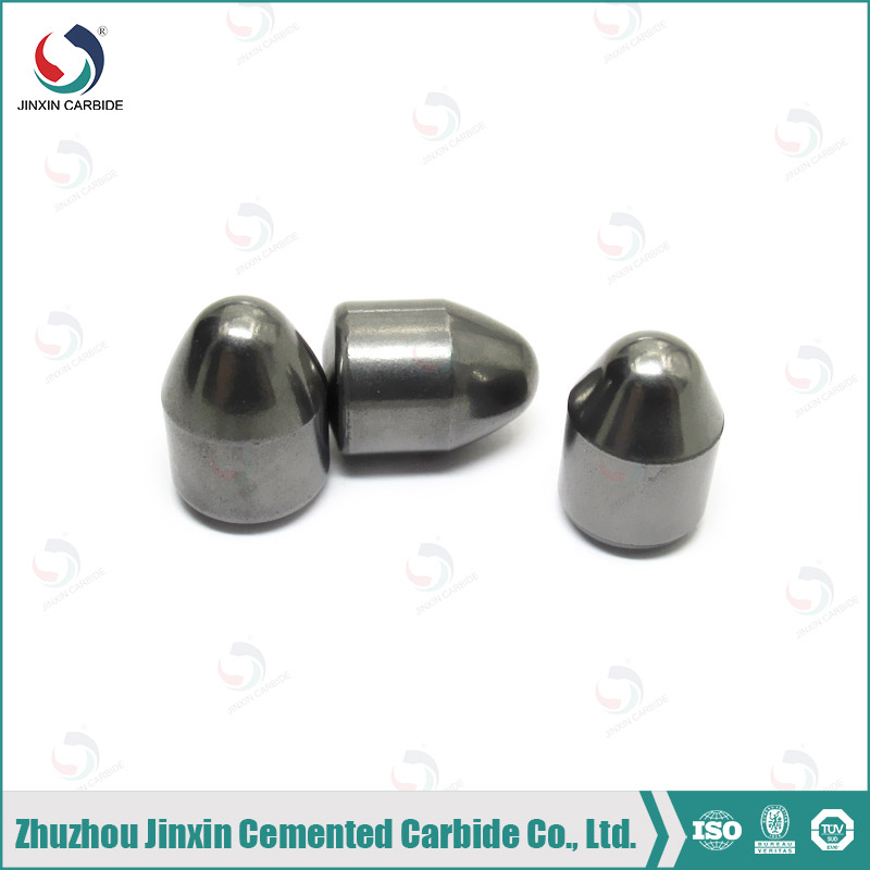 YG11C Cmented Carbide button bits For Quarrying Rock