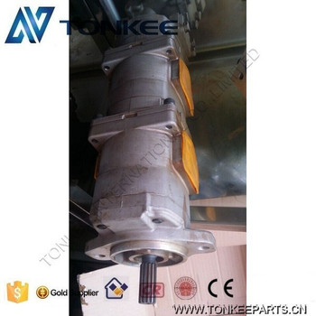 PC60-3 Hydraulic pump PC60-3 Gear pump 705-56-24080 for excavator
