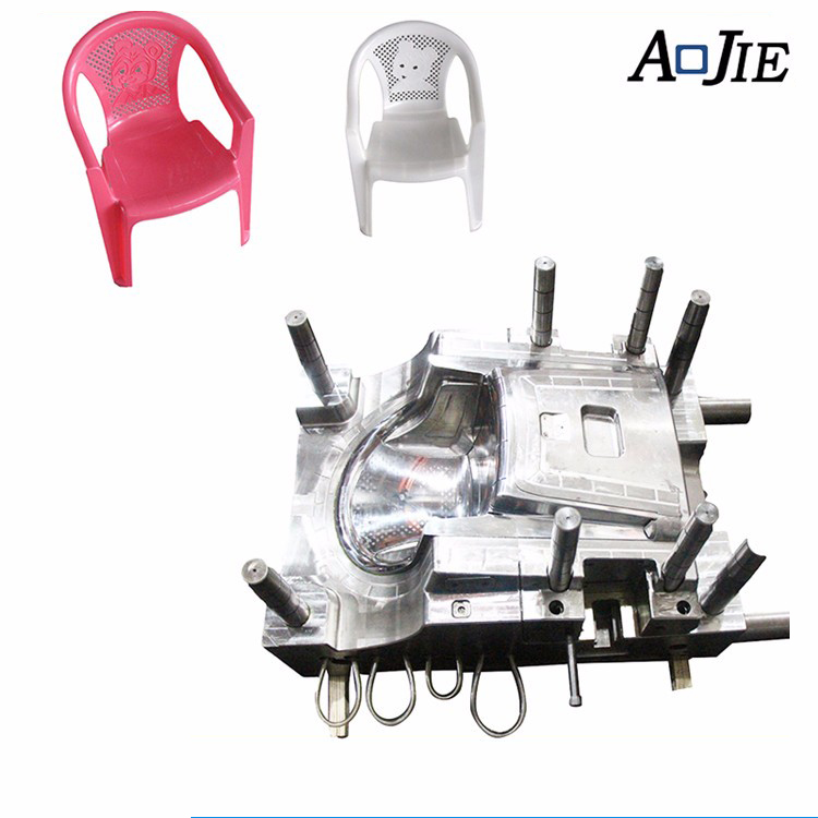 Prototype Manufacturing Trade Assurance Injection Chair Molding