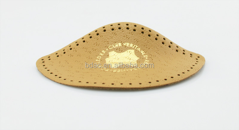 hard plastic foam leather arch support insoles