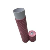 Custom Size and Printing Colored Kraft Round PaperTube for poster shipping