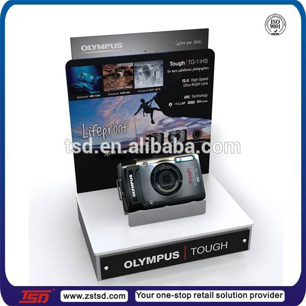 Tsd-a904 Shop Retail Promotion Table Top Acrylic Camera Display ...